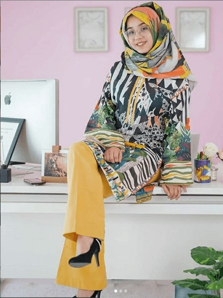 How Pakistani Womens Wear Hijab With Shalwar kameez (11)