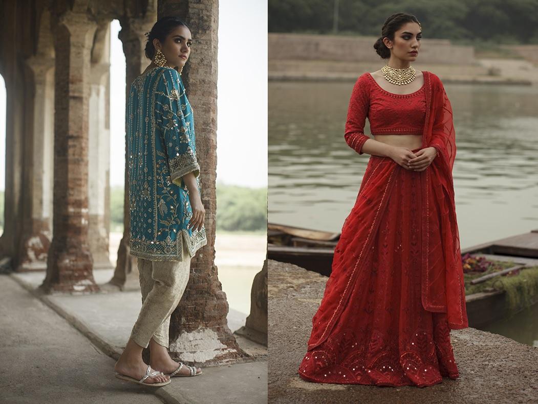 Misha Lakhani Bridals take all the stops (1)