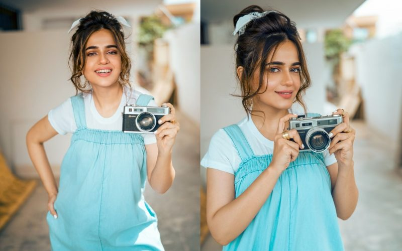 Actress Sumbul Iqbal trendy looks for Latest Photoshoot (1)