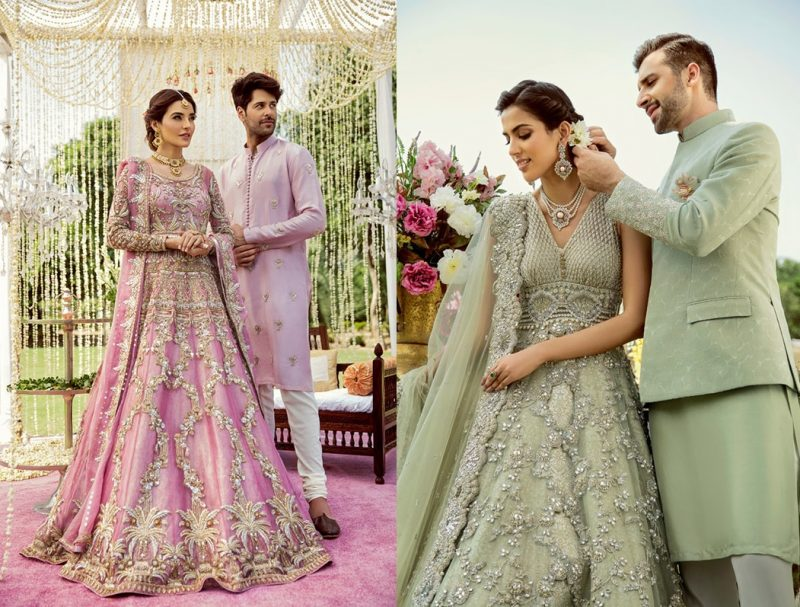 Adam And Eve Bridal Dresses Collection 2019 By Sadaf Fawad Khan (1)