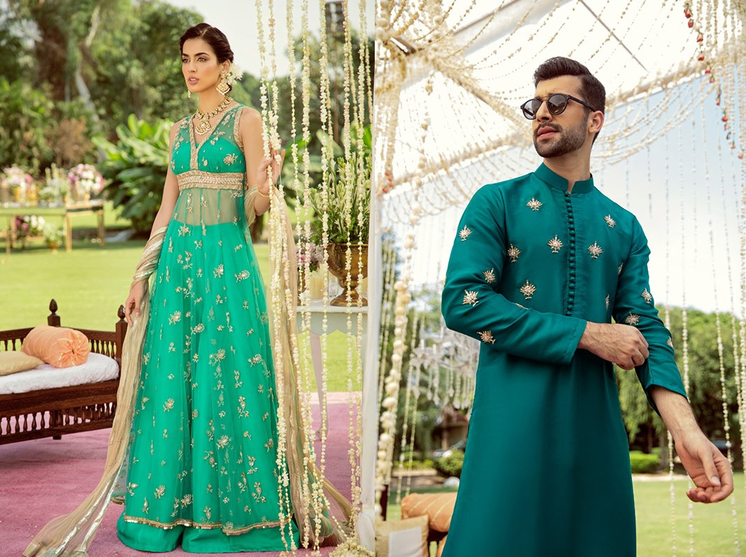 Adam And Eve Bridal Dresses Collection 2019 By Sadaf Fawad Khan (27)