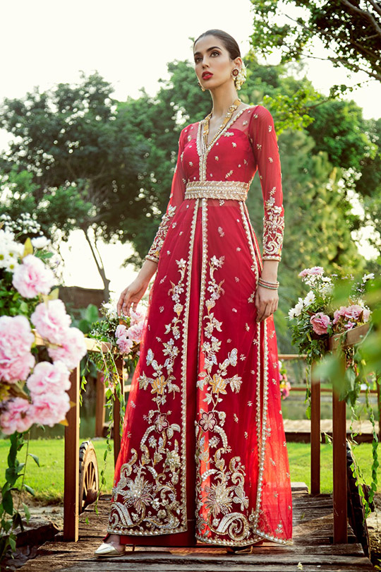 Adam And Eve Bridal Dresses Collection 2019 By Sadaf Fawad Khan (3)