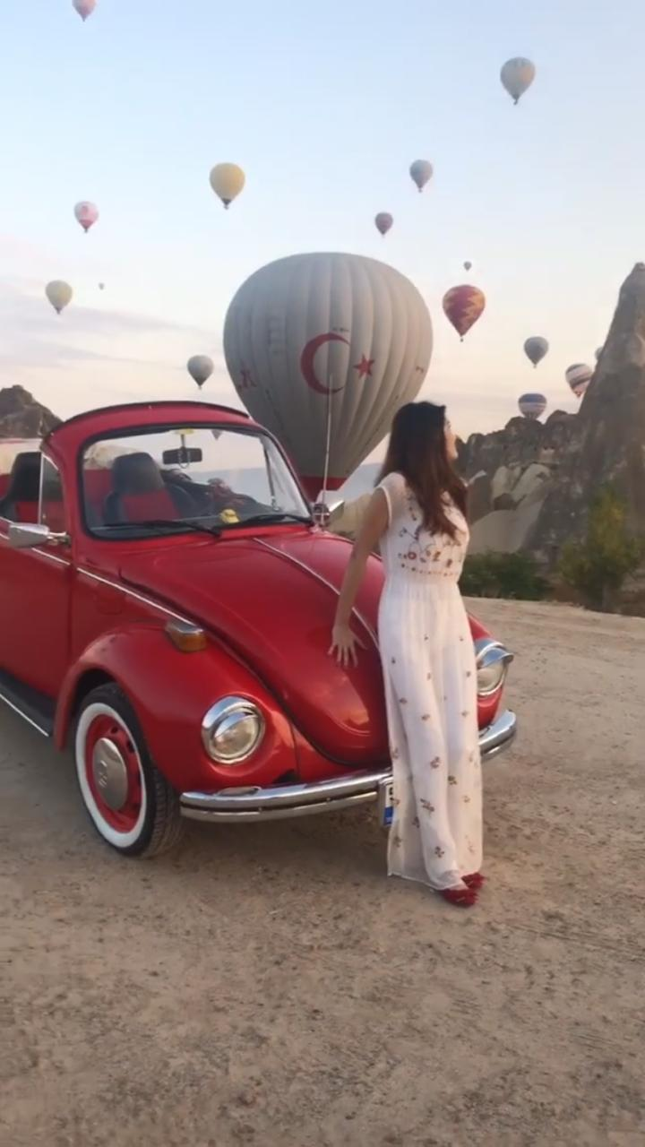 Alizeh Tahir Pakistani Actress Pictures from Cappadocia Turkey (6)