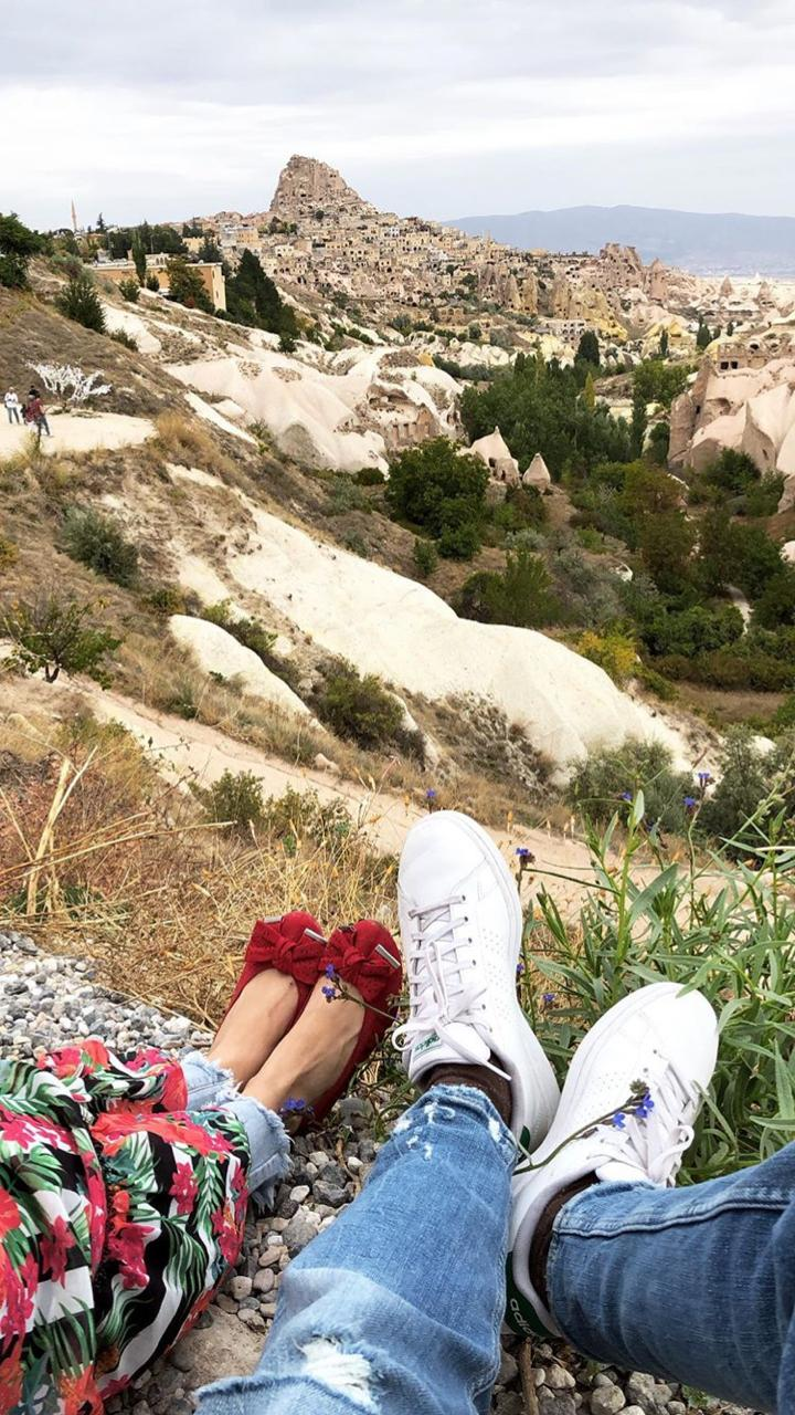 Alizeh Tahir Pakistani Actress Pictures from Cappadocia Turkey (7)