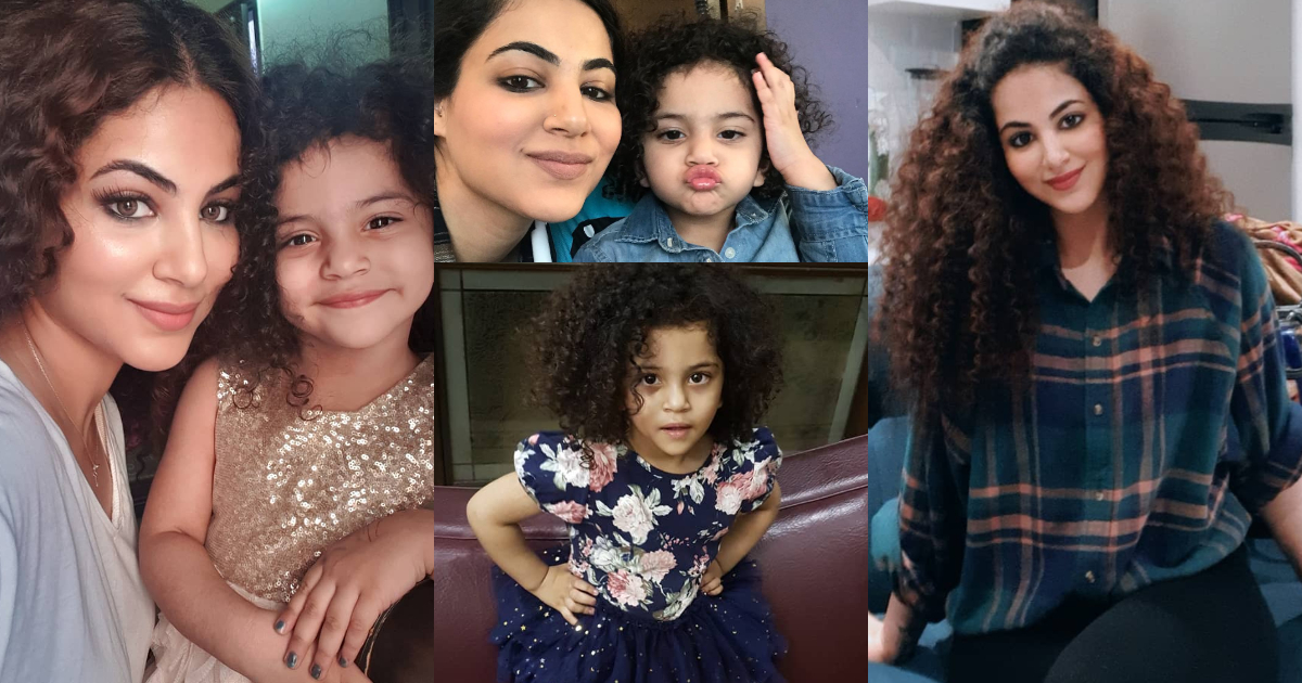 Annie Khalid Pakistani Female Singer Images with her Daughter Isha (19)