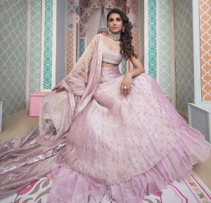 Ansab Jahangir Bridal Embroidered Dresses Collection Ranya 2019 (4)
