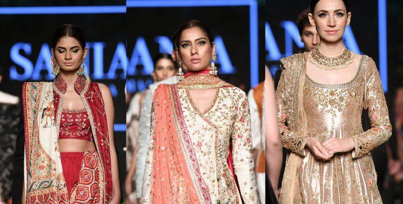 DILARA Bridal Dress Collection at PLBW 2019 By Sania Maskatiya (1)