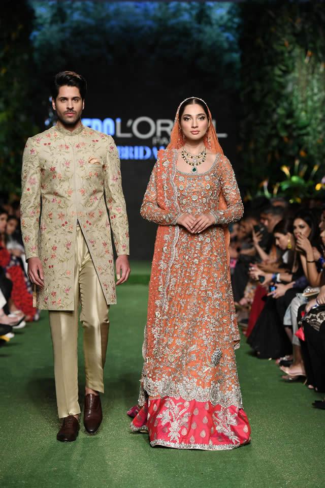 DILARA Bridal Dress Collection at PLBW 2019 By Sania Maskatiya (10)