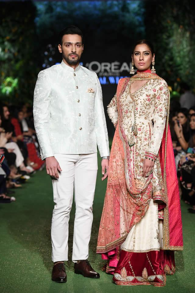 DILARA Bridal Dress Collection at PLBW 2019 By Sania Maskatiya (16)