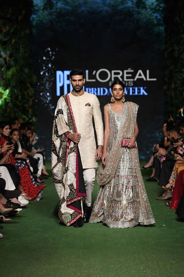 DILARA Bridal Dress Collection at PLBW 2019 By Sania Maskatiya (2)