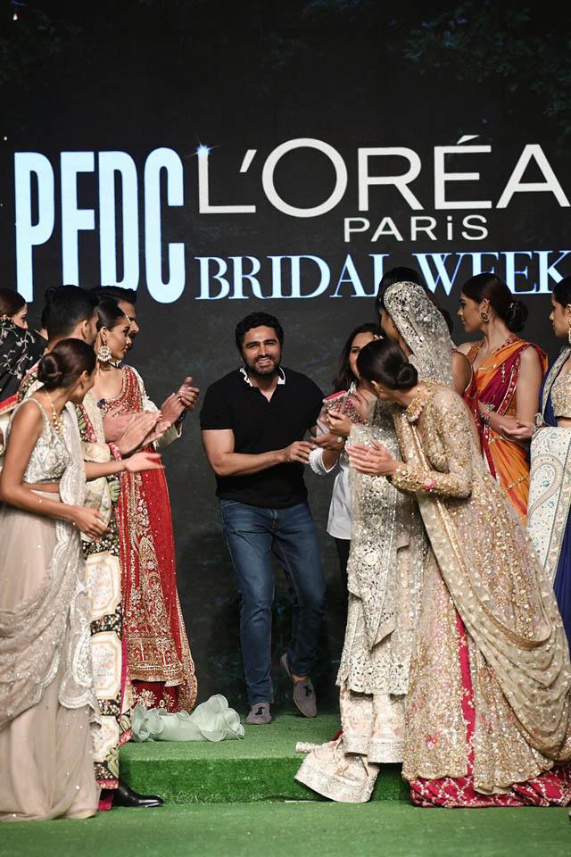 DILARA Bridal Dress Collection at PLBW 2019 By Sania Maskatiya (22)