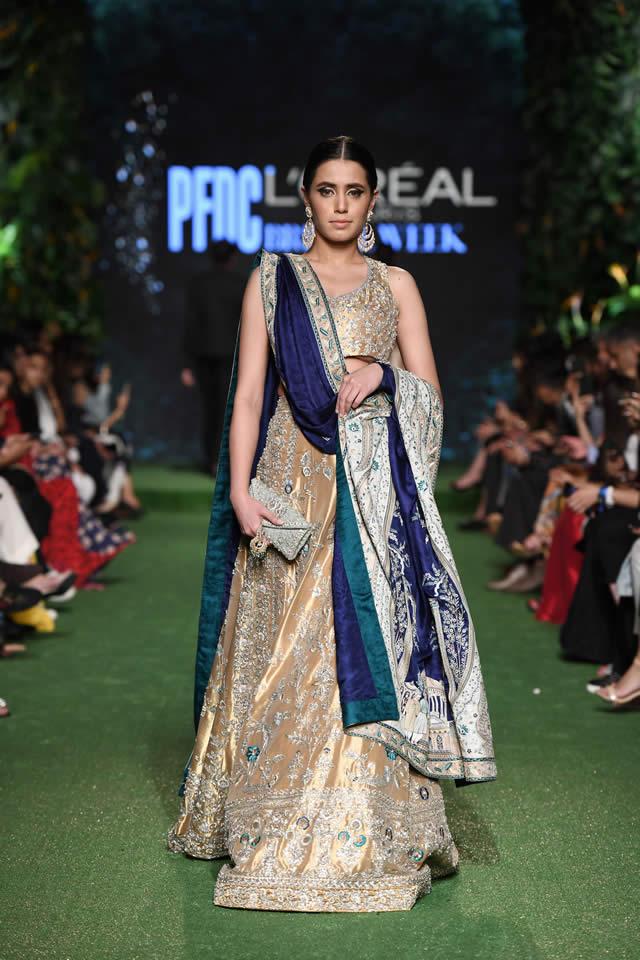 DILARA Bridal Dress Collection at PLBW 2019 By Sania Maskatiya (6)