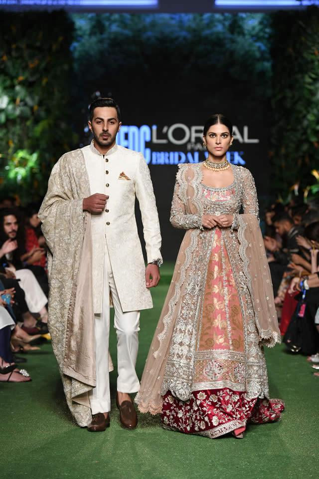 DILARA Bridal Dress Collection at PLBW 2019 By Sania Maskatiya (7)