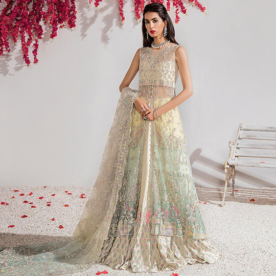 Dreamy Wedding Dresses Collection 2019 By Rema International (5)