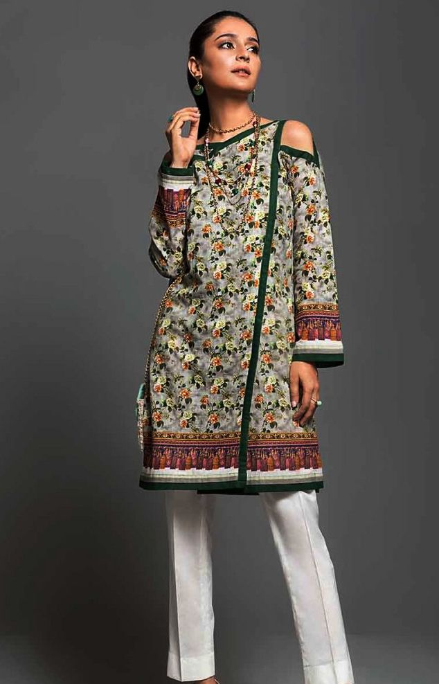 Gul Ahmed Gulistan Winter Glamour Unstitched Collection 2019 (21)
