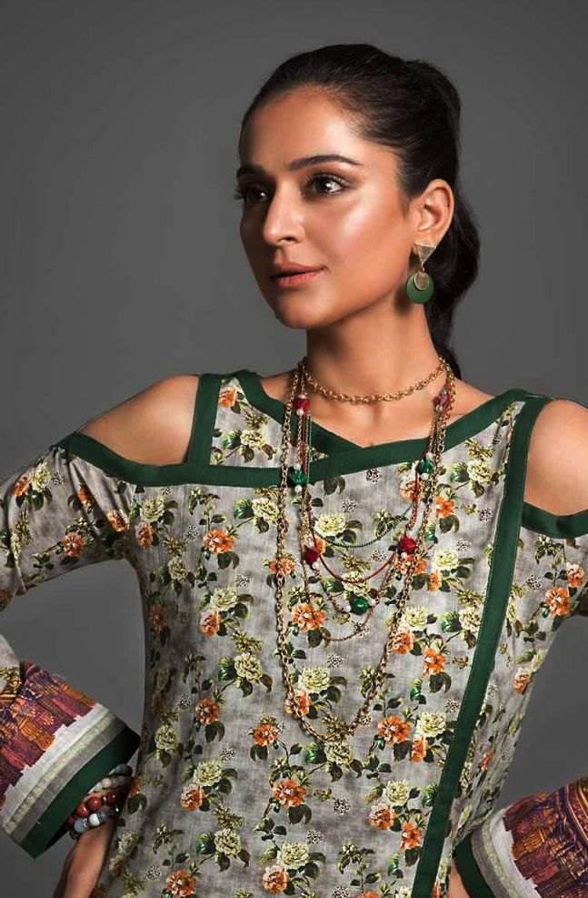 Gul Ahmed Gulistan Winter Glamour Unstitched Collection 2019 (22)