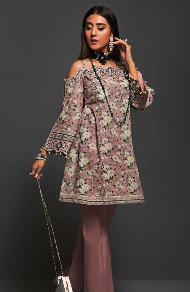 Gul Ahmed Gulistan Winter Glamour Unstitched Collection 2019 (25)