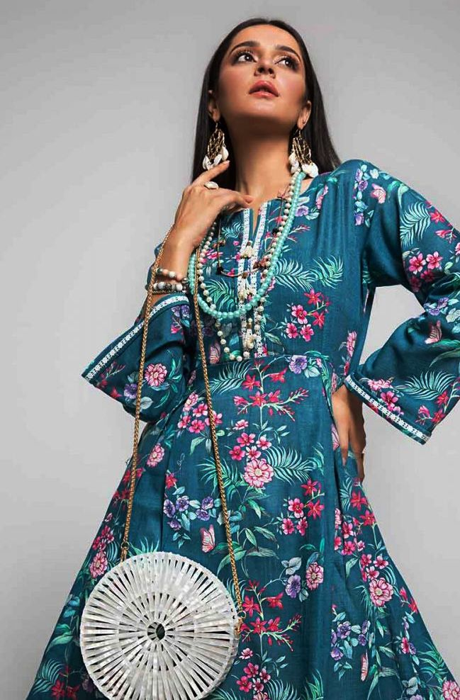 Gul Ahmed Gulistan Winter Glamour Unstitched Collection 2019 (31)