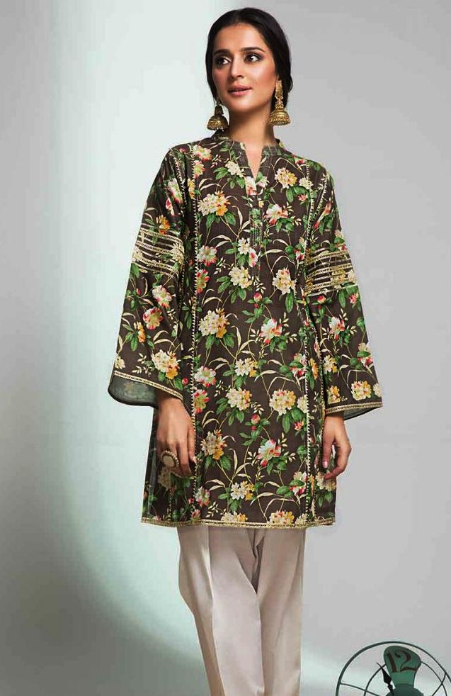 Gul Ahmed Gulistan Winter Glamour Unstitched Collection 2019 (40)