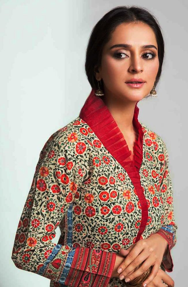 Gul Ahmed Gulistan Winter Glamour Unstitched Collection 2019 (42)