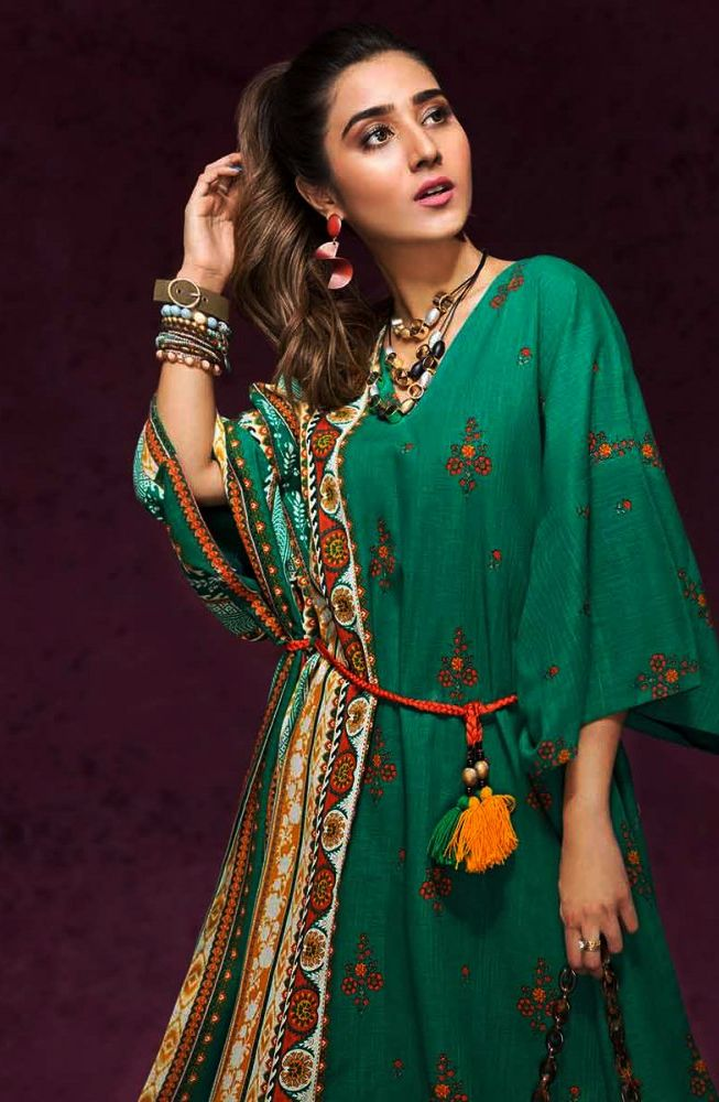 Gul Ahmed Gulistan Winter Glamour Unstitched Collection 2019 (5)