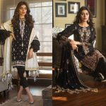 Gul Ahmed Latest Winter Collection 2019 (1)