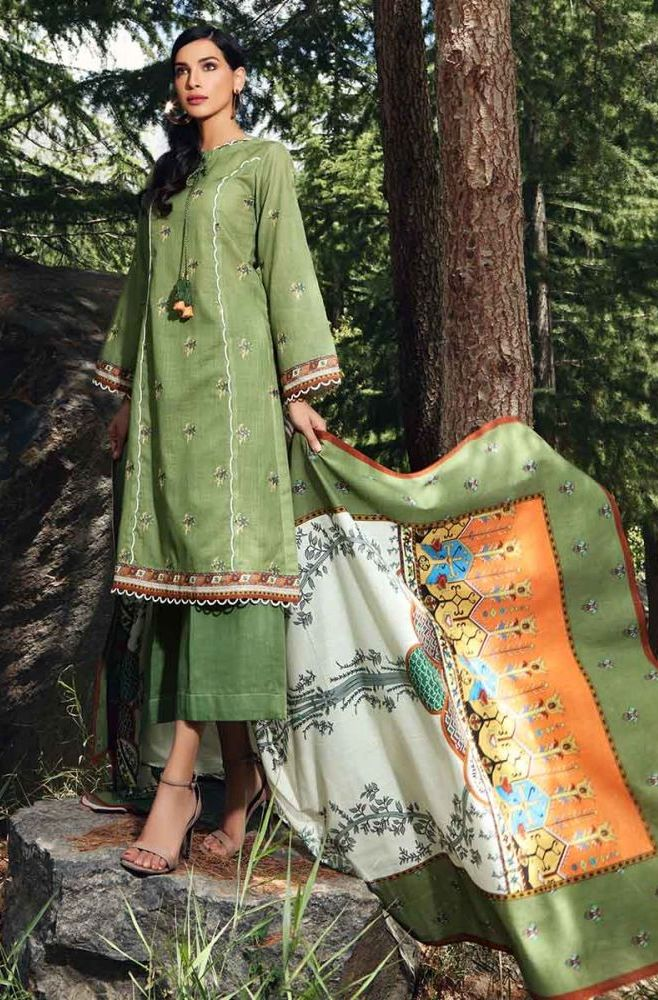 Gul Ahmed Latest Winter Collection 2019 (18)
