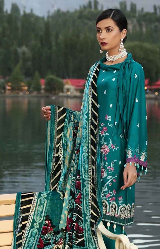 Gul Ahmed Latest Winter Collection 2019 (22)