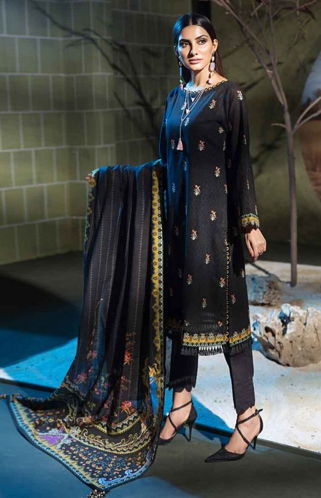 Gul Ahmed Latest Winter Collection 2019 (36)