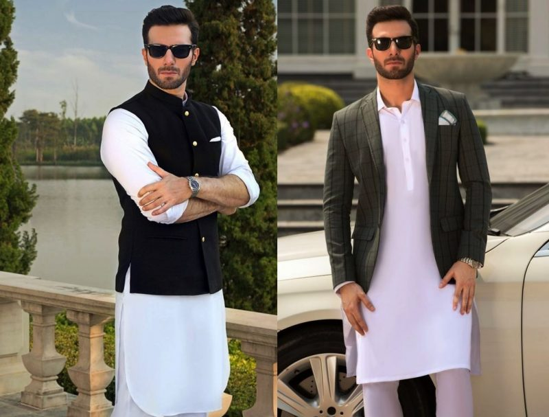 Gul Ahmed Men's Unstitched Winter Dresses Collection 2019 (1)