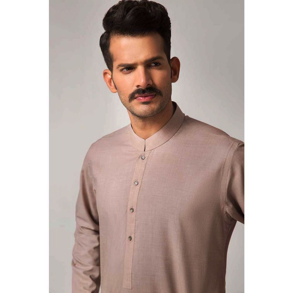 Gul Ahmed Men's Unstitched Winter Dresses Collection 2019 (52)