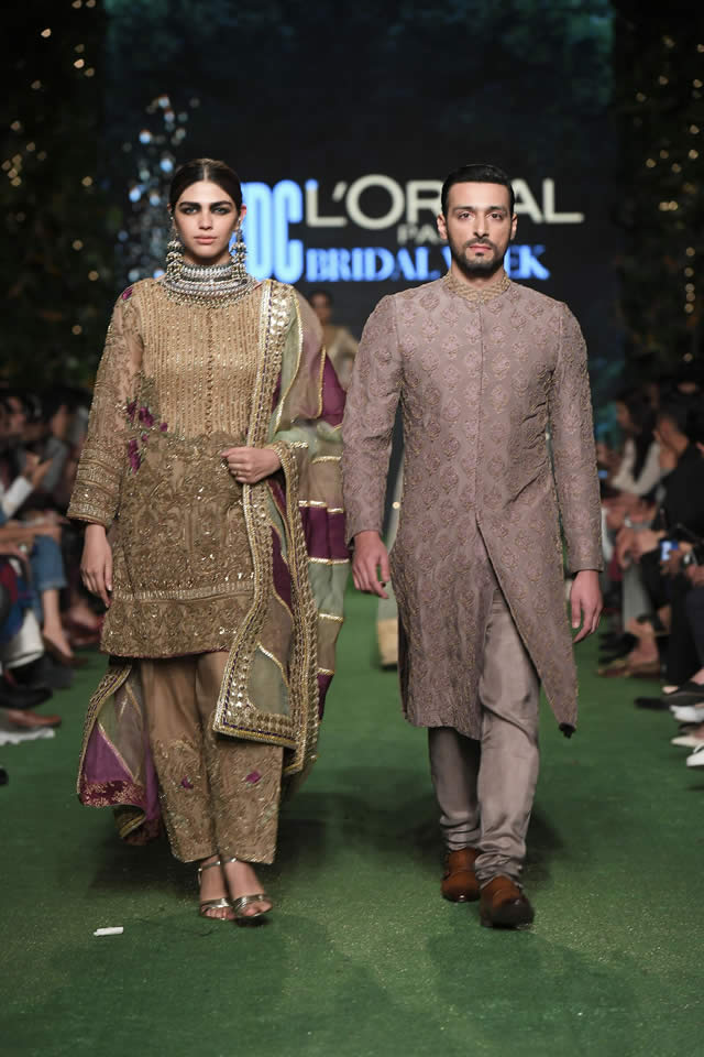 HSY Showcased Bridal Empire Collection at PFDC LOreal Paris 2019 (15)