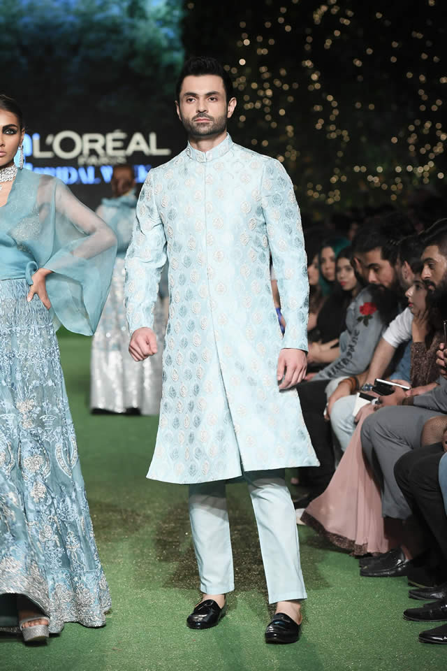 HSY Showcased Bridal Empire Collection at PFDC LOreal Paris 2019 (6)