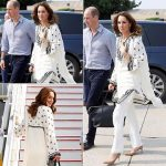 Kate Middleton Dresses 8 Style During Her Trip To Pakistan (16)