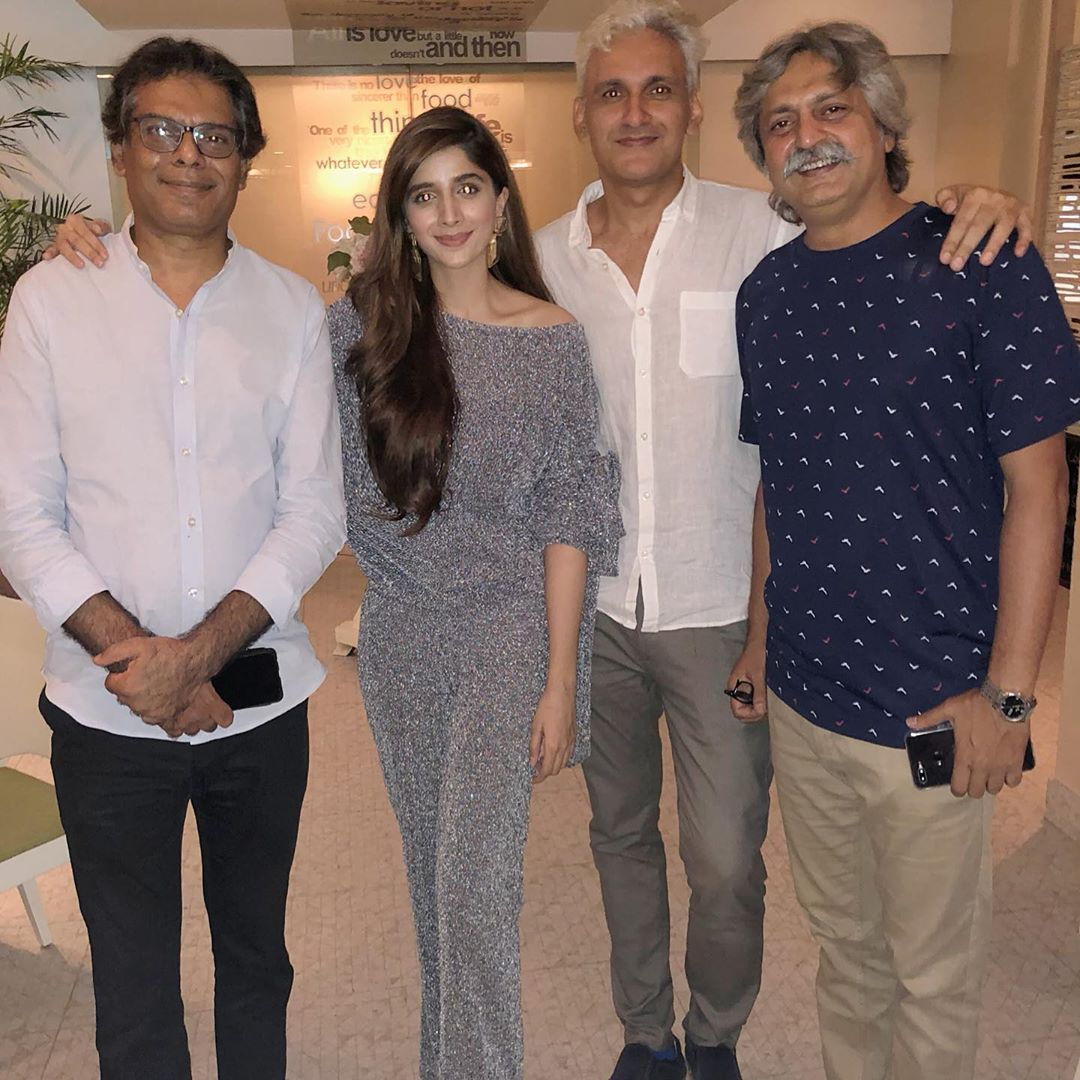Mawra Hocane Celebrate Birthday in Karachi (1)