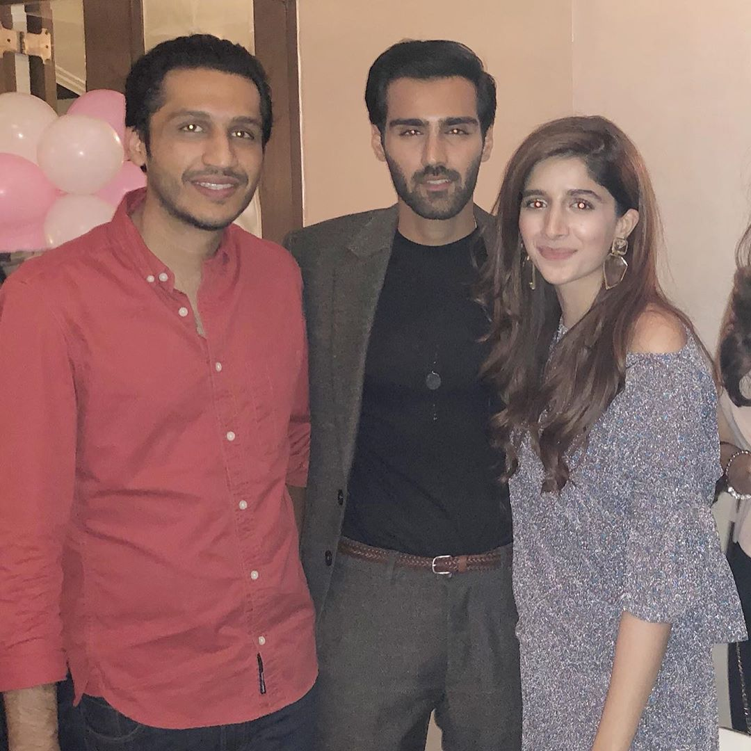 Mawra Hocane Celebrate Birthday in Karachi (3)