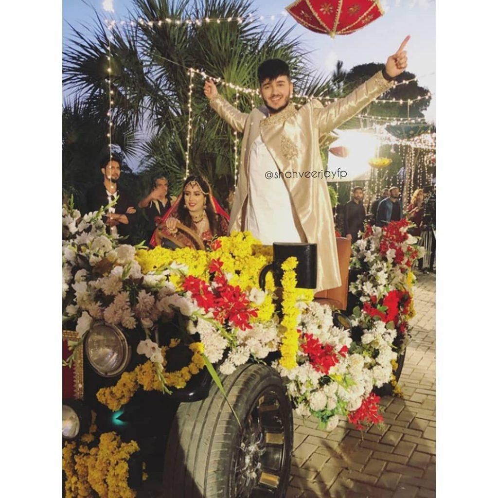 Mehwish Hayat And Shahveer Jafry Star In Abrar-ul-Haq Movie (3)