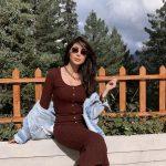 Model Sabeeka Imam Beautiful Pictures in Nathia Gali (16)