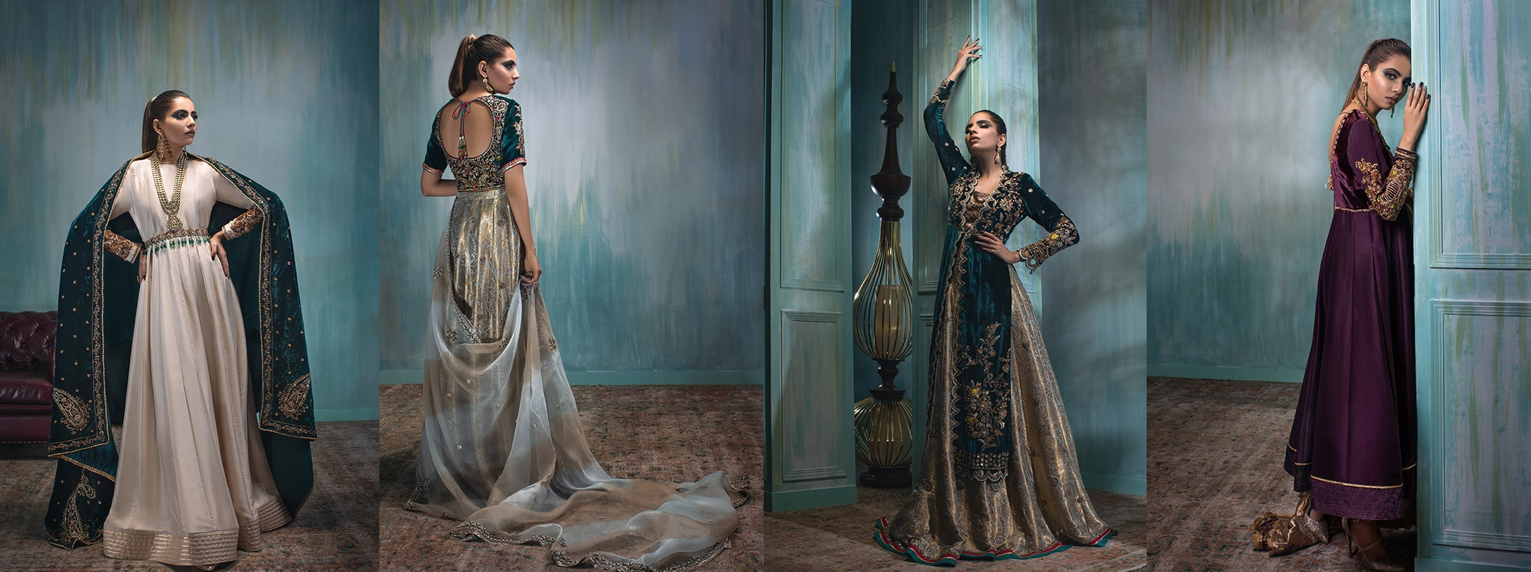 Momina Teli Le Monarque Privee Wedding Formals Collection (2)