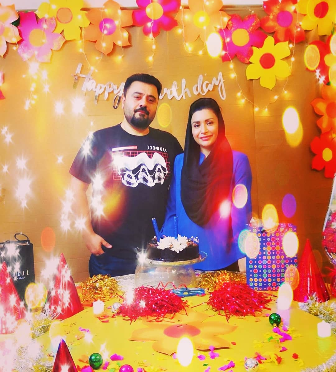 Pakistani Actor Ahmed Ali Butt Celebrate his Son Azaan Birthday Images (8)