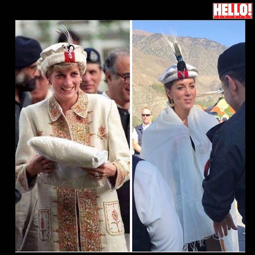 Prince and Princes of Cambridge Chitral Tour Images (2)