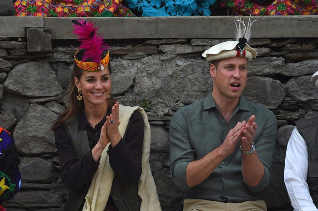 Prince and Princes of Cambridge Chitral Tour Images (4)
