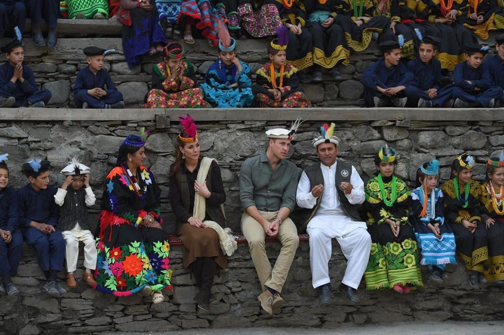 Prince and Princes of Cambridge Chitral Tour Images (6)