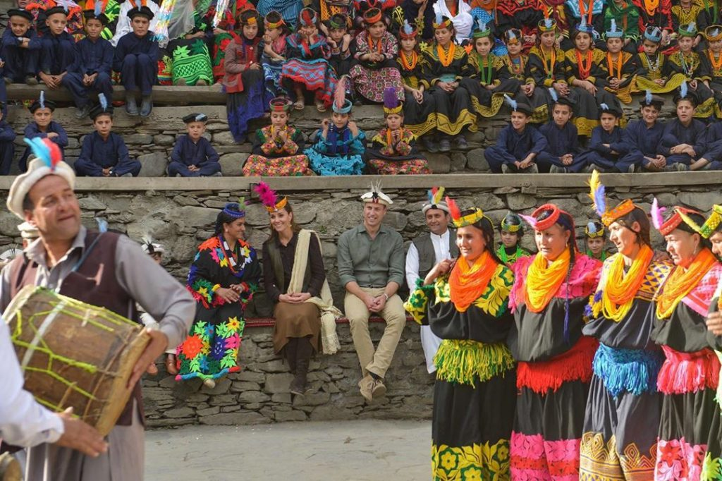 Prince and Princes of Cambridge Chitral Tour Images (7)