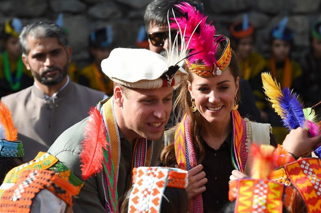 Prince and Princes of Cambridge Chitral Tour Images (8)