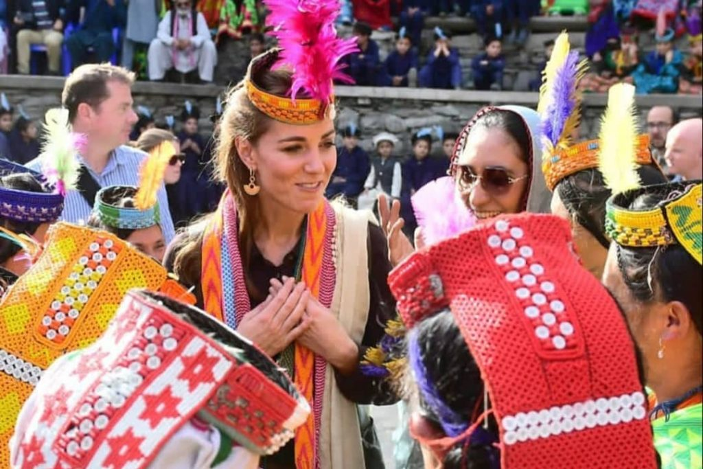 Prince and Princes of Cambridge Chitral Tour Images (9)