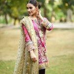 Sana Salman Rafi Wedding Couture Collection 2019 (2)