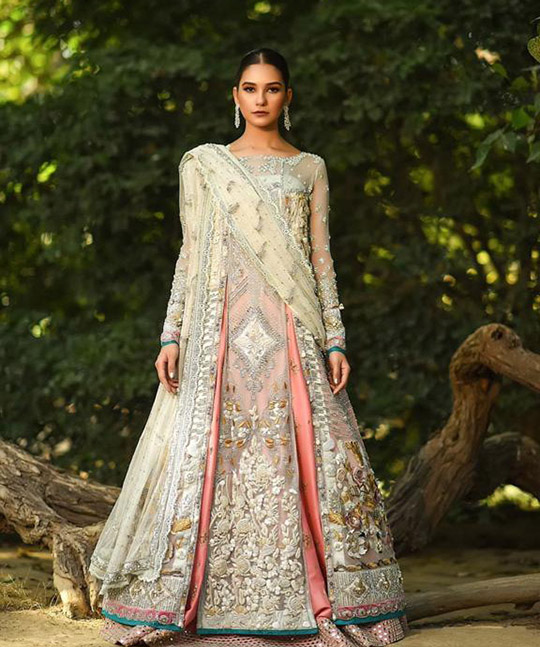 Sana Salman Rafi Wedding Couture Collection 2019 (3)