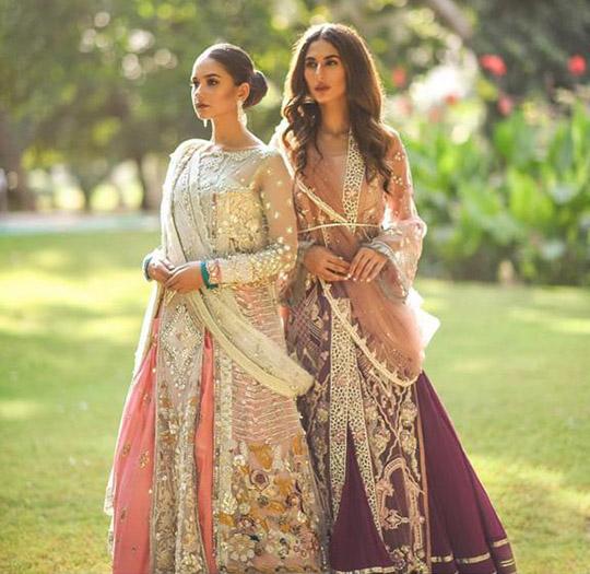 Sana Salman Rafi Wedding Couture Collection 2019 (4)