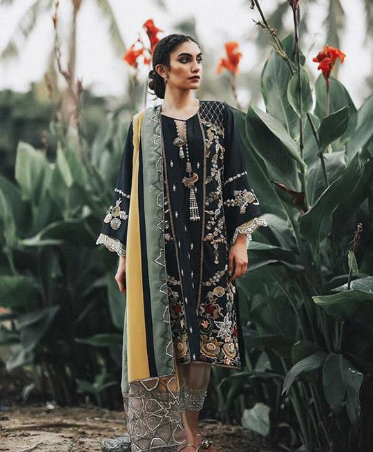 Sana Salman Rafi Wedding Couture Collection 2019 (5)